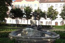 Šafárikovo náměstí – Kachní fontána