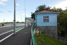 cesta k novému Starému mostu (múzeum colníctva)