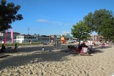 mestská pláž
