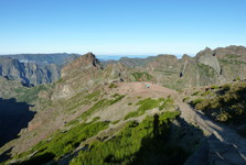 Pico do Arieiro – views