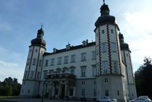 Vrchlabí, chateau park