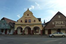 Vrchlabí, historical houses