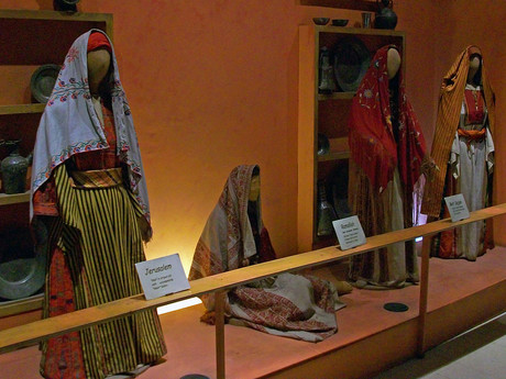traditional women folk costumes