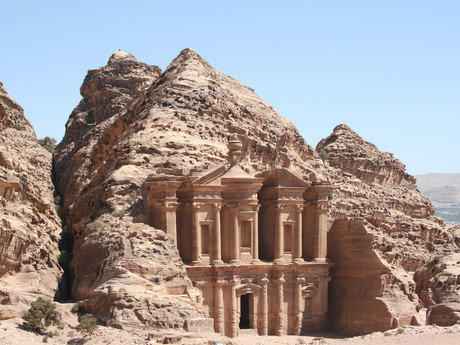 Petra, the city in the rock