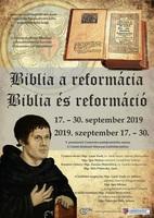 výstava Biblia a reformácia
