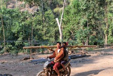 our Burmese drivers
