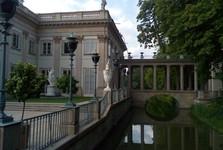 královský palác, park Łazienki