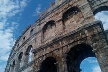 Пула - римский амфитеатр