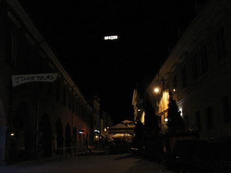 noční Brašov