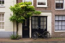 projet si Amsterdam na kole je naprosto běžné