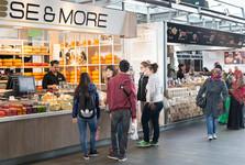 Market Hall – moderní tržiště