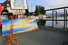 гавань — рай для художника