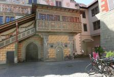 ратуша с расписными стенами