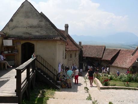 Râșnov – hrad