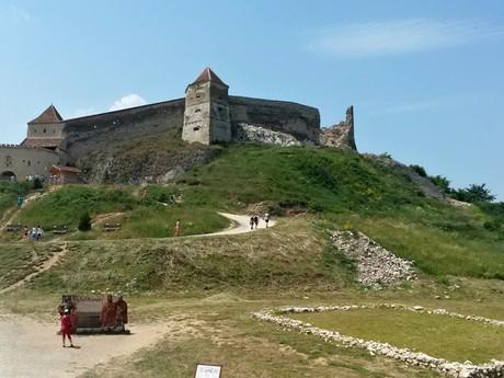 Râșnov – castle