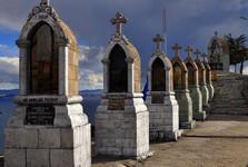 pútnické miesto na Cerro Calvario