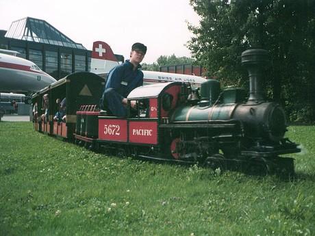 Музей транспорта Швейцарии