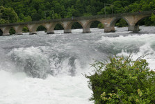 мост к замку Лауфен