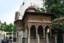 Бухарест – сакральное здание