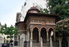 Bukurešť – sakrální stavba