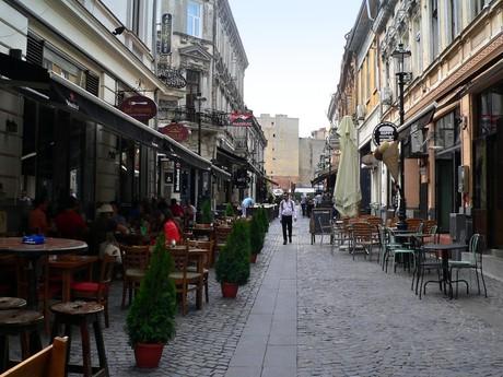 Bukurešť – historické centrum