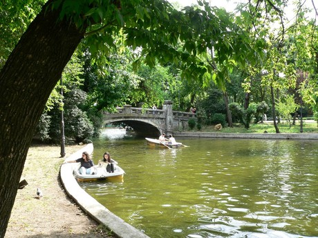 Bucharest – park
