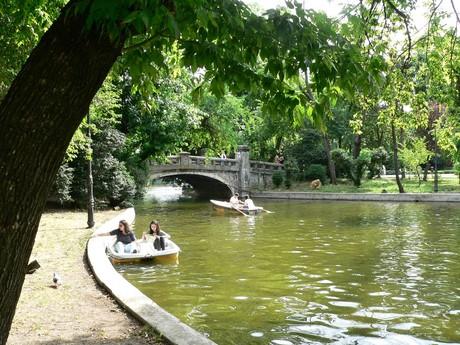 Бухарест – парк