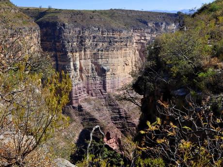 kaňon Torotoro