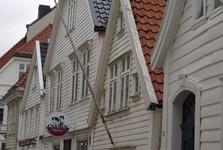 baráky v ulici Lille Øvregaten