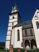 Kremnica - Kostel svaté Kateřiny