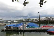 Lake Constance port, Konstanz