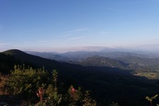 výhled ze Skalky