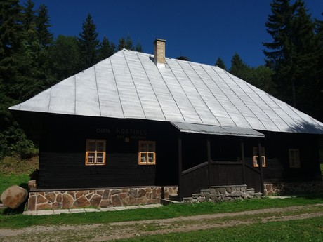 chata Hostinec