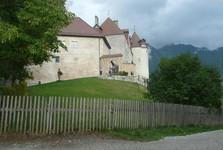 hrad v Gruyéres