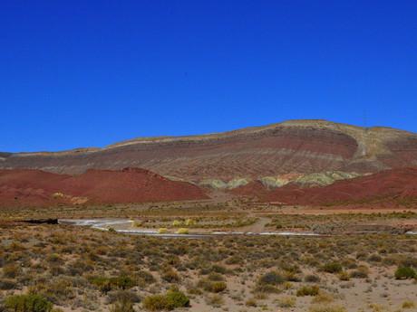 cesta z Uyuni do Potosí