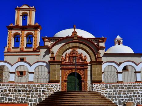 kostel San Benito