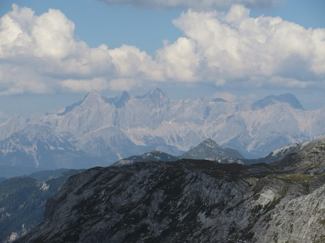 the view over Dachstein from the south