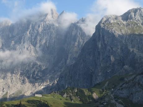Südwand Hütte