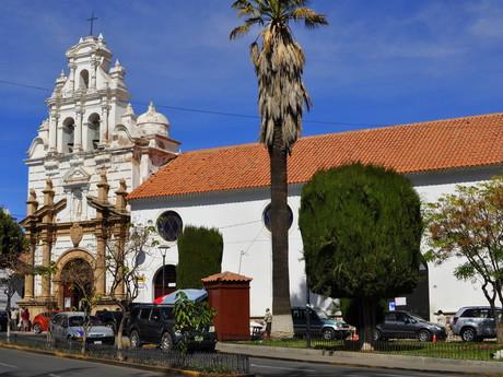 kostol Santa Barbara