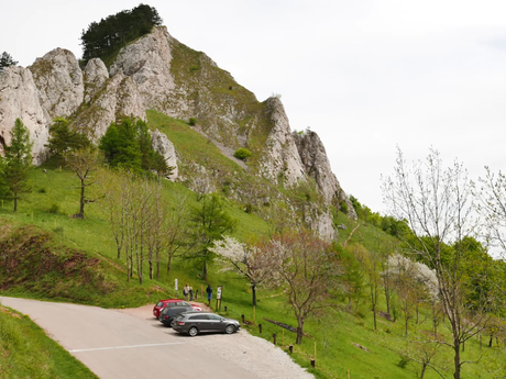 Vrsatska klippe (car park)