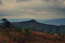 okolní krajina národního parku Amboró