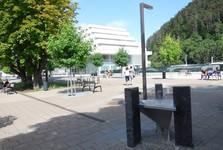 Trenčianské Teplice – drinking water spring