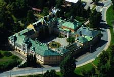 zámek Světlá nad Sázavou