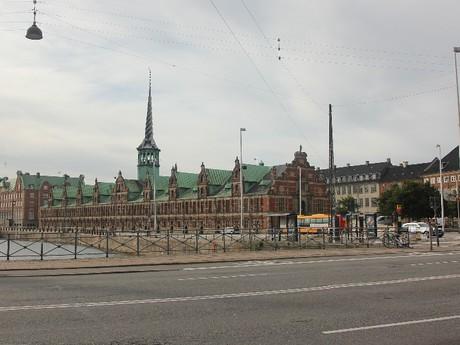 nejstarší dánská burza