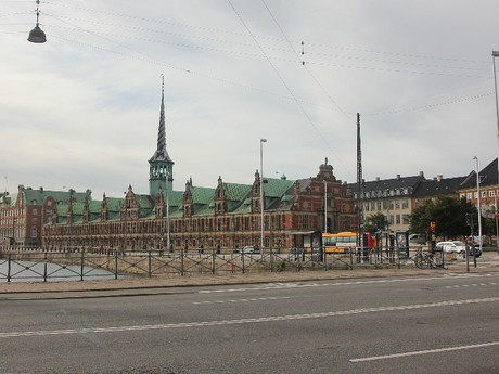 the oldest Danish stock exchange
