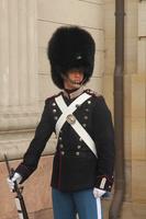 uniforma královské gardy