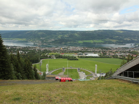 Lillehammer – the place where the Olympics took place in 1994