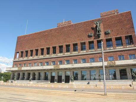 ратуша Rådhuset