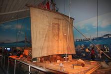 muzeum věnované voru Kon-Tiki