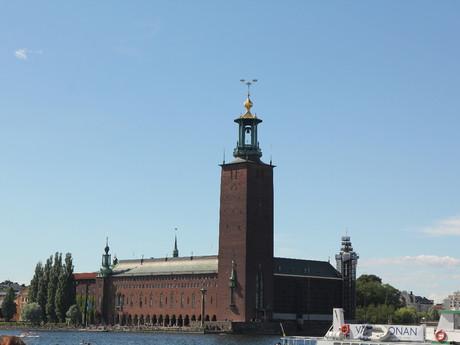 Stadshuset town hall